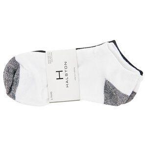 H Halston Marled Low Cut Socks | FFF 2020